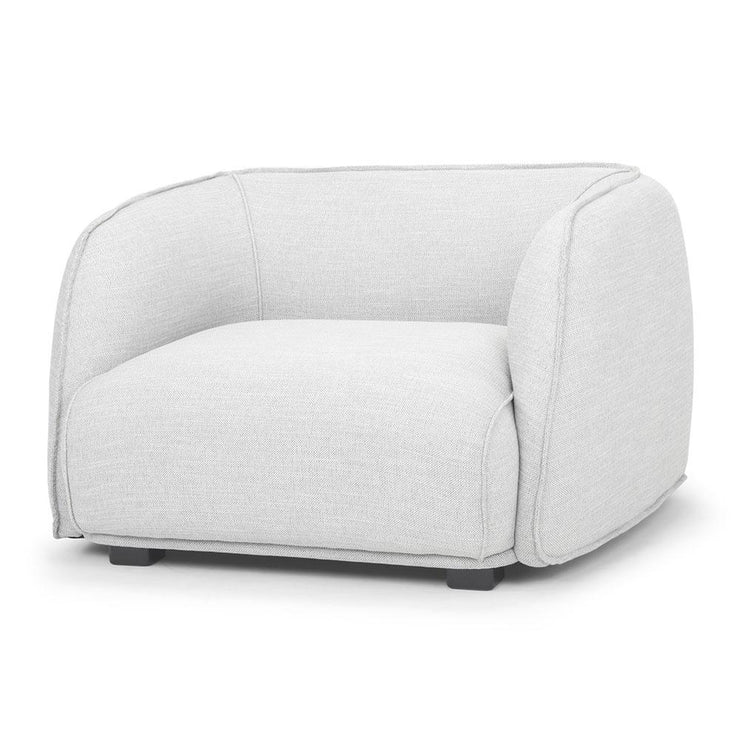 CLC2307 Armchair - Light Texture Grey
