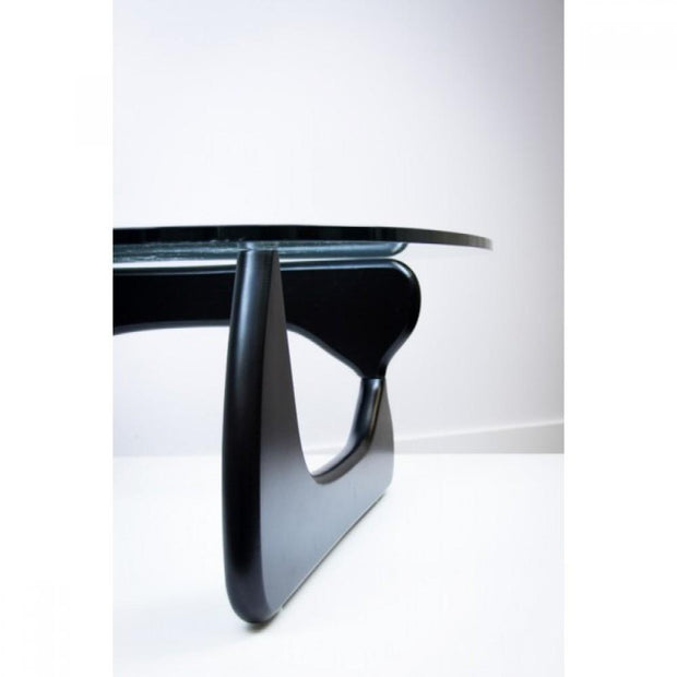 127cm Coffee Table - Black