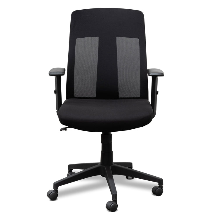 COC2545-LF Mesh Office Chair - Black