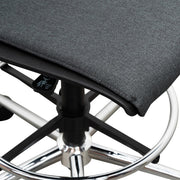 OC2912-SN Drafting Office Chair - Black seat cushion