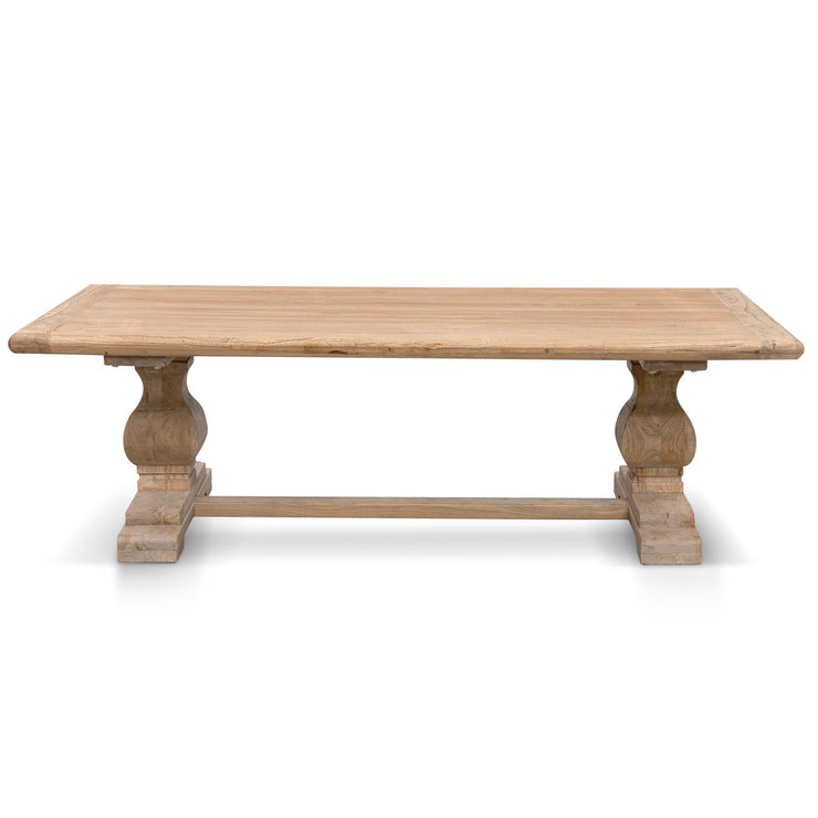 1.5m Reclaimed Wood Coffee Table - Natural