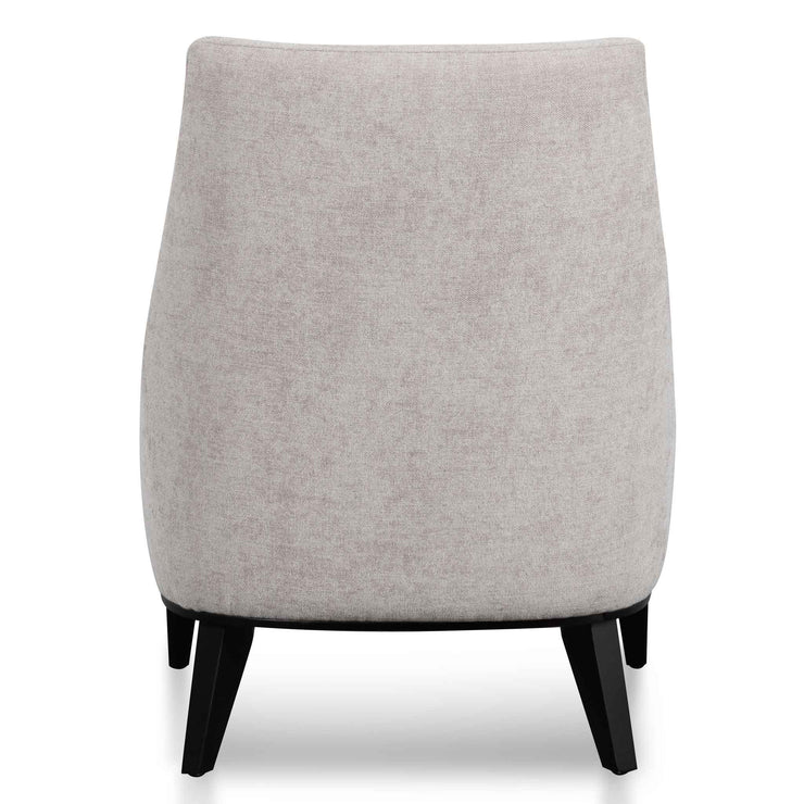 Fabric Lounge Chair - Oyster Beige