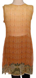 Chiffon Top sleeveless Tunic - Dtex Prints