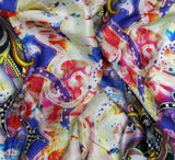 Paisley print fabric by the yard - Dtex Prints