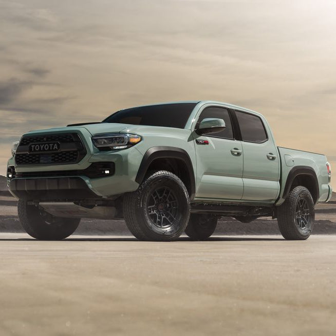 NEW 2021 TRD Pro Color Lunar Rock. (FIRST OFFICIAL PHOTOS!)