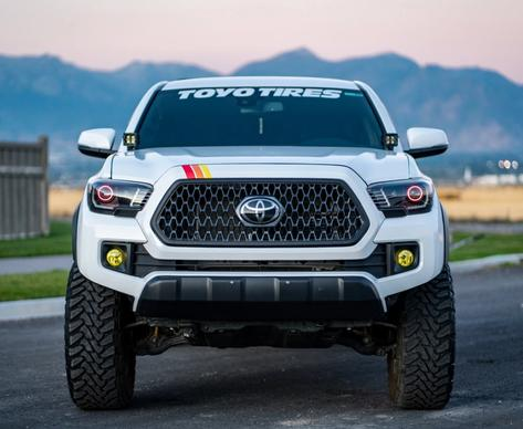 Throw Some Color on Your Tacoma: 5 Easy Mods
