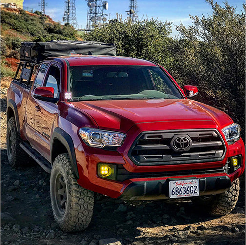 We Found the Best Aftermarket Tacoma Fog Lights