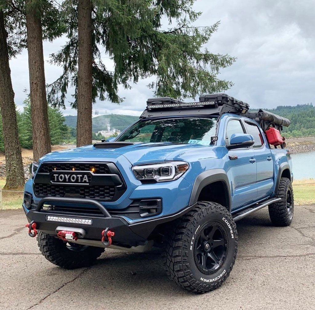 Overland Ready Tacoma Build: @nwvillaoverland