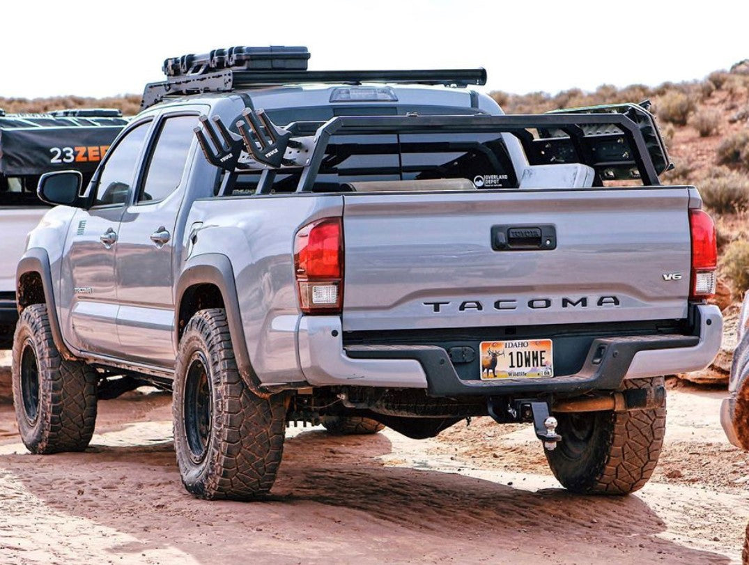"""TACOMA"" Tailgate Inserts: This Should Be Your First Mod"