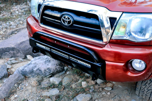 C4 Fabrication Front Lo-Pro Winch Bumper (2005-2011)