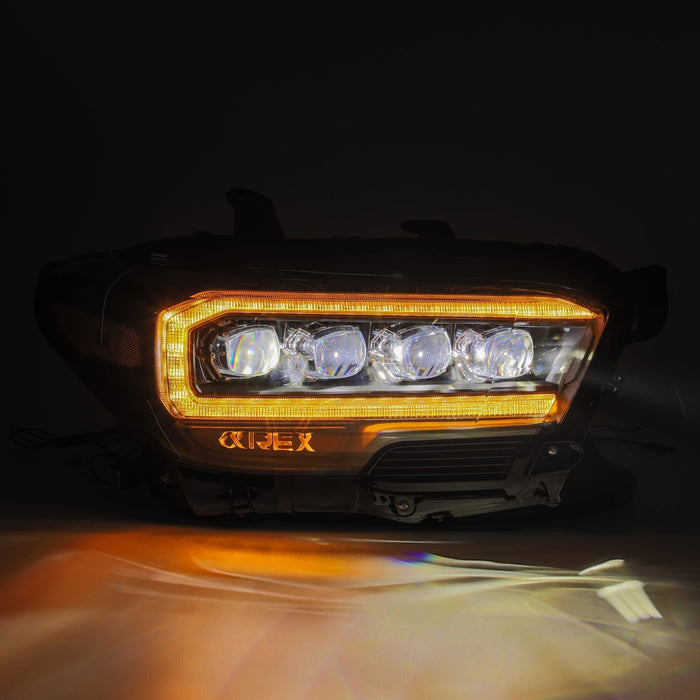 AlphaRex Nova Series LED Projector Headlights (2016-2021)
