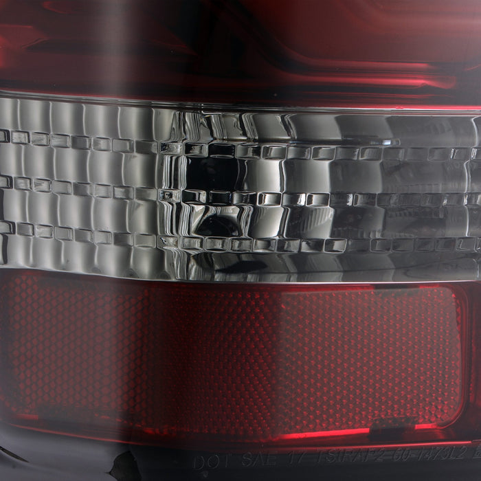 AlphaRex Pro Series LED Tail Lights (2016-2021)
