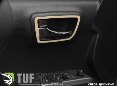 Tufskinz Door Handle Accent Trim
