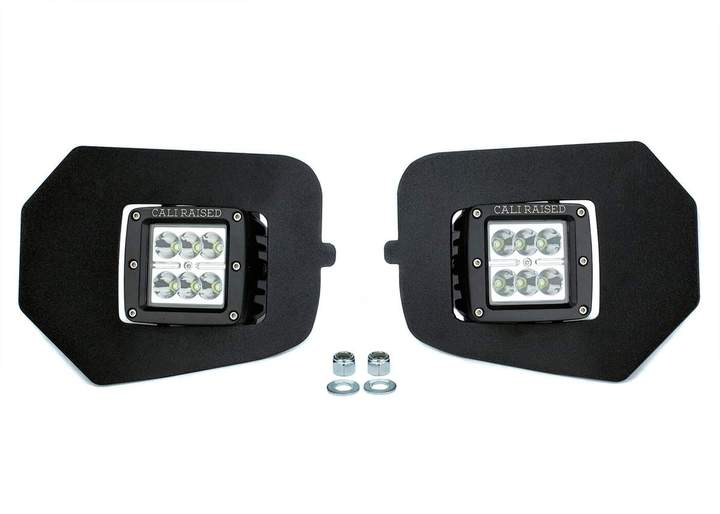 Cali Raised LED Fog Light Kit (2016-2021)