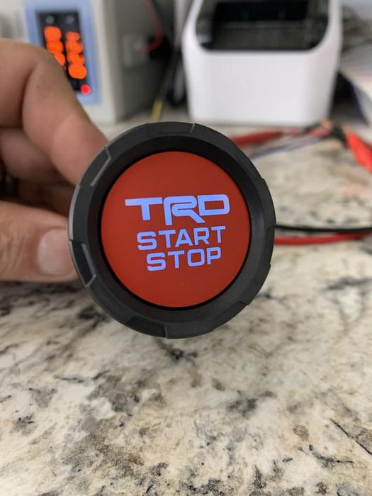 Meso Customs Push To Start Button
