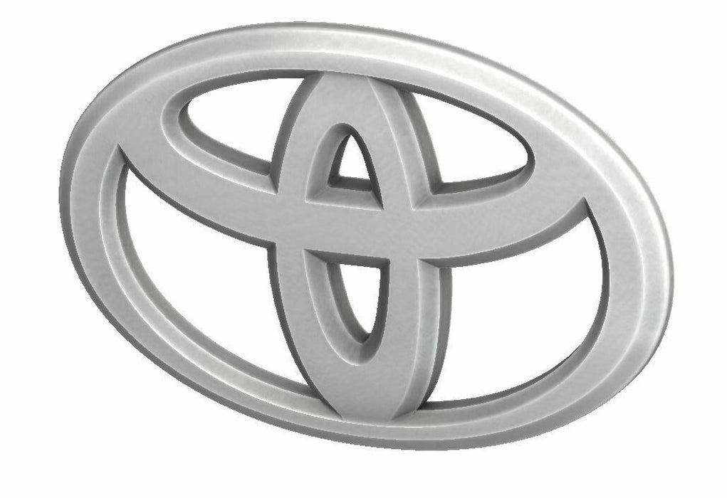 AJT Design Steering Wheel Emblem Overlay (2012-2020)