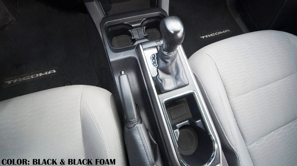 Interior Cup Holder Inserts (2016-2021)