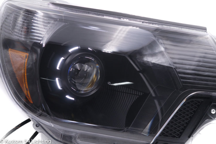 Kustom54 Headlight Retrofit (2012-2015)