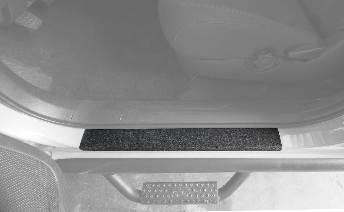 Tufskinz Front & Rear Door Sills (2005-2020)