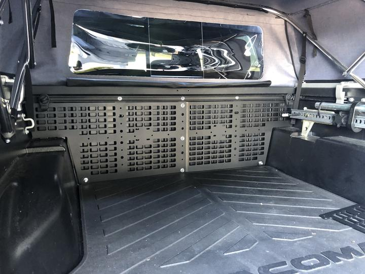 Cali Raised Front Bed Molle System (2005-2021)