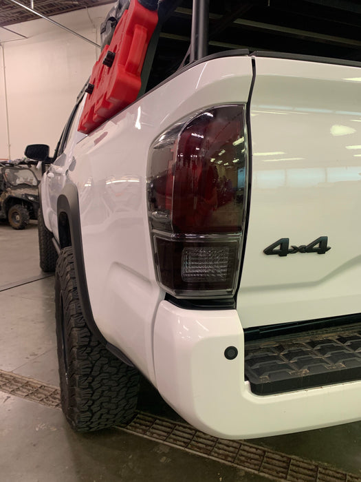 Lamin-X Tacoma Smoked Tail Light Kit
