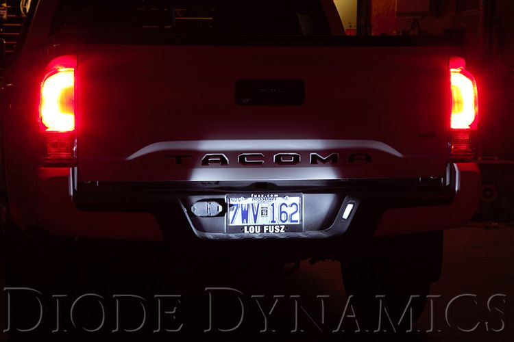 Diode Dynamics License Plate LED Replacement - Pair (1995-2021)