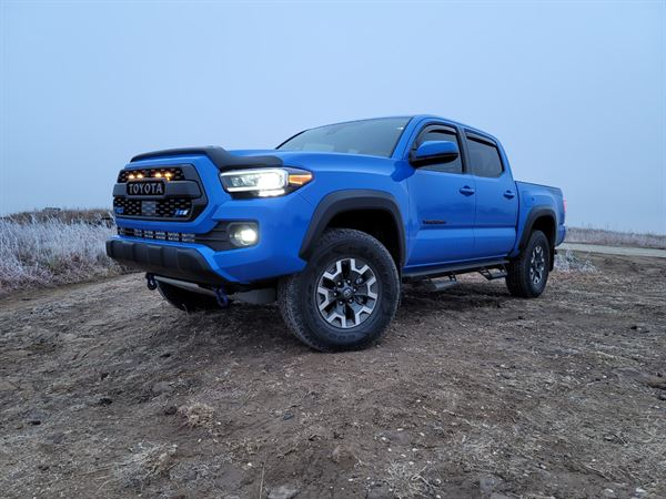 Tacoma Raptor Lights