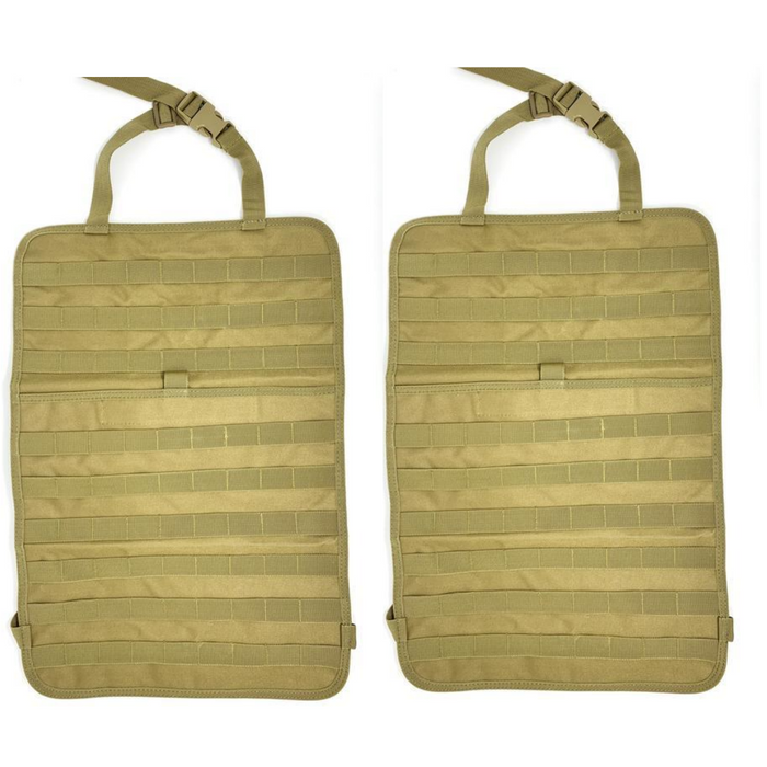 Tacoma Lifestyle Molle Seat Back Cover