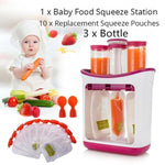 Eliteway™ - Portable Baby Food  Station