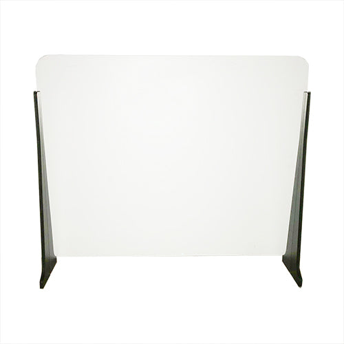 Break Room Table Top Shield - 35