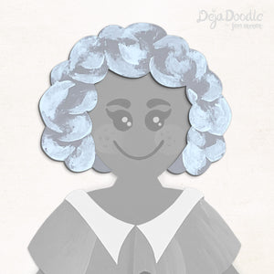 Make Waves Hairstyle - Happily Ever After Grey