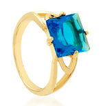 Color Treasures Ring - Topaz