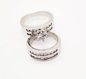 Load image into Gallery viewer, Silver Wedding Ring