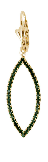 Green Tropical Drop Bella Joias Jewelry Miami