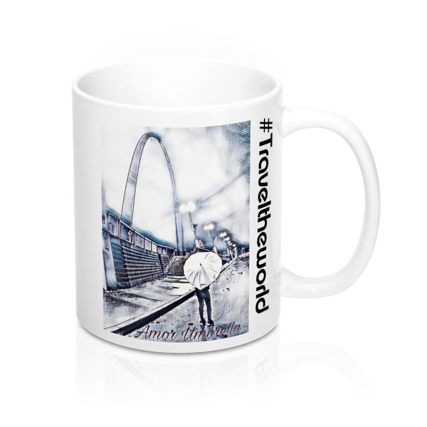 Saint Louis  - Personalizable & Customizable Mug 11oz
