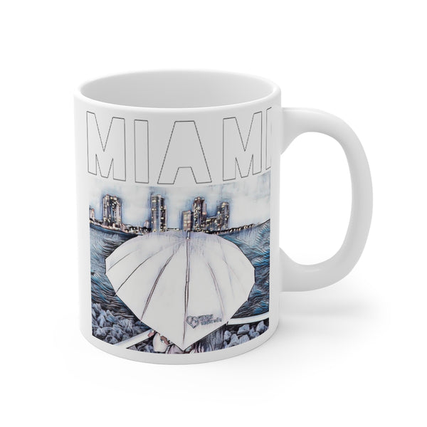 Miami - Personalizable & Customizable Mug 11oz