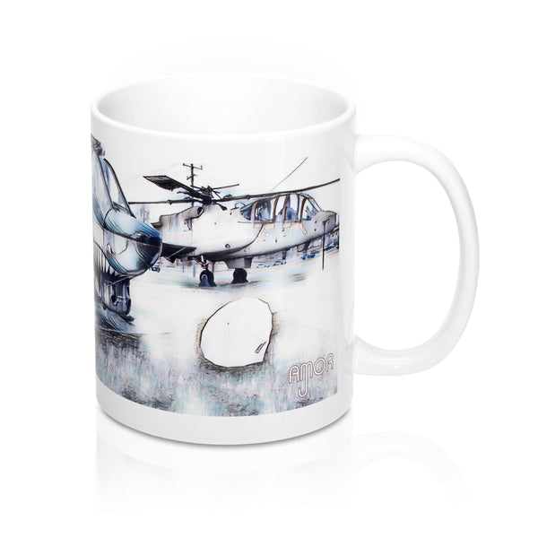 #BorntoFly - Personalizable & Customizable Mug 11oz