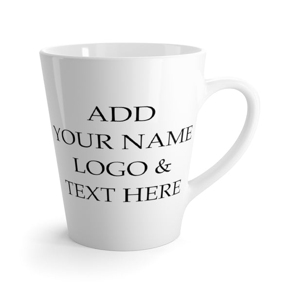 Latte mug - Personalize it & Customize it