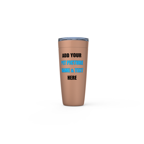 Custom Pet Viking Tumblers 20oz
