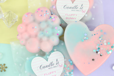 Fluffy Bunny - Candle.It.UK