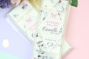 Stress Relief - Candle.It.UK
