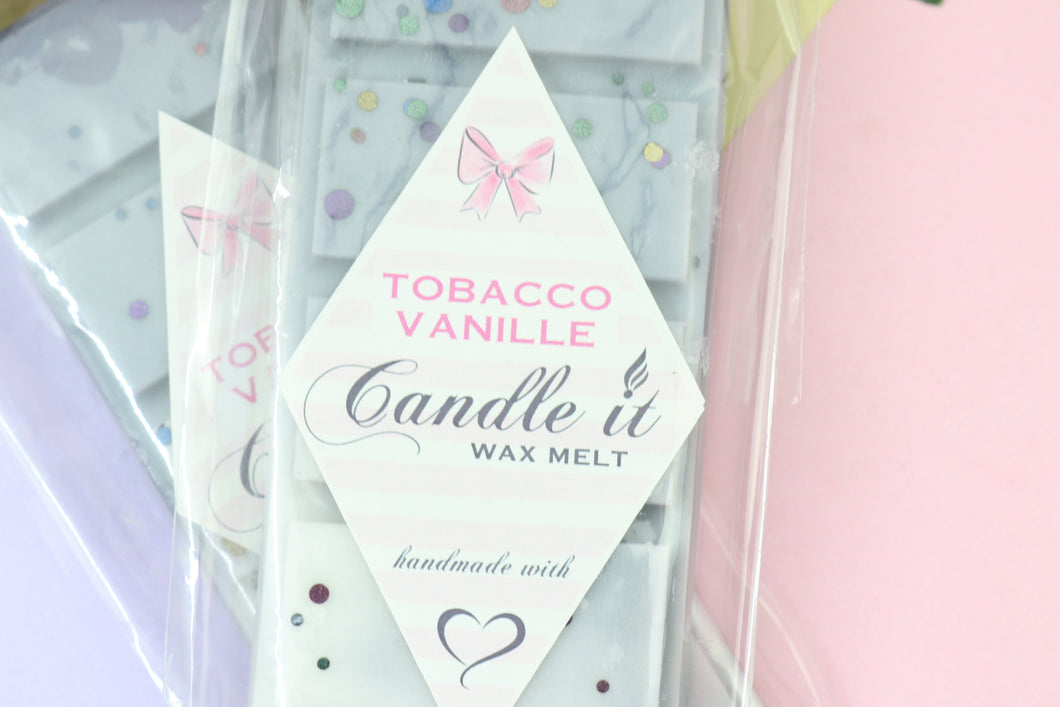 Tobacco Vanilla - Candle.It.UK