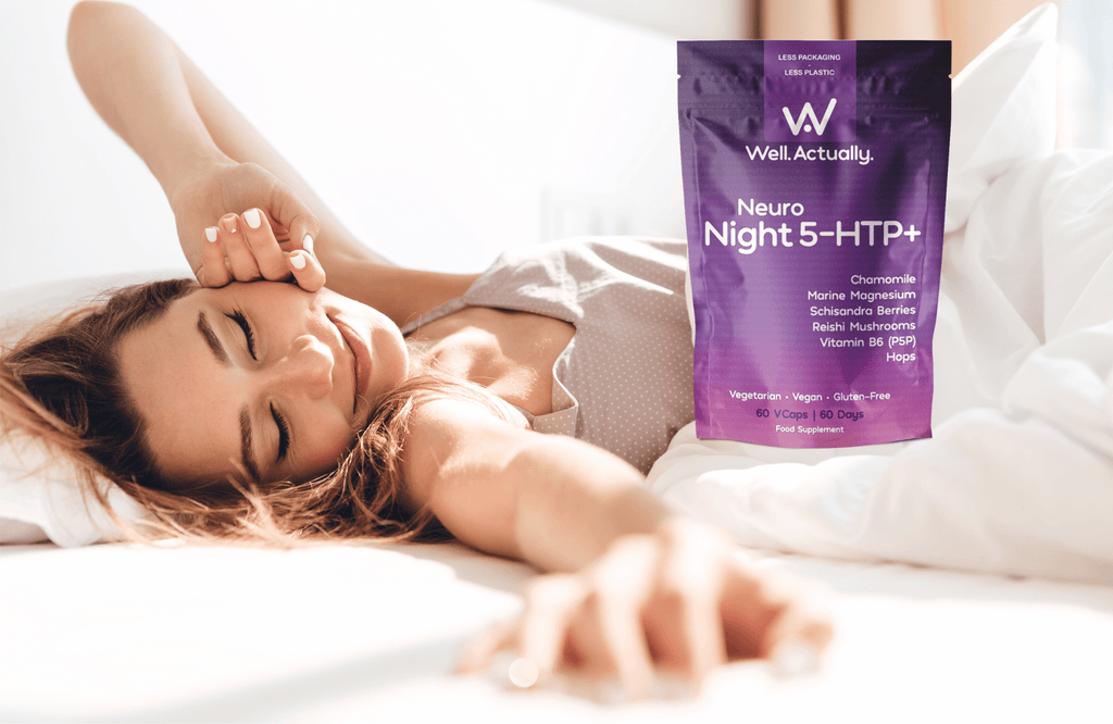 5htp sleep aid - herbs, vitamins, minerals @ well actually