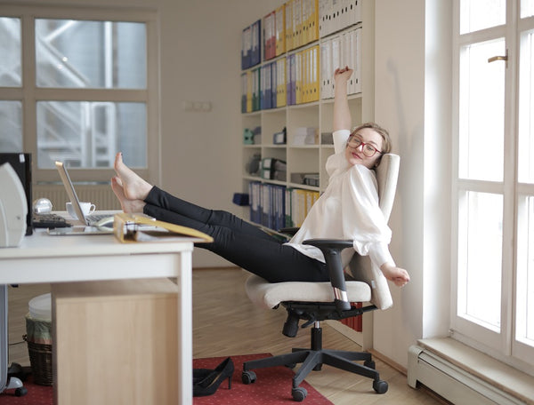 take a break - office workload feeling emotionally drained @ Well Actually