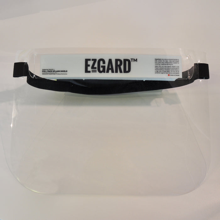 FaceShield by EZGARD™ | Full protection for your eyes, nose and mouth