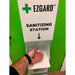 Sanitizing Station by EZGARD | Portable and easy to refill
