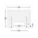 SpaShield Protective Plexiglass Shield Dimensions