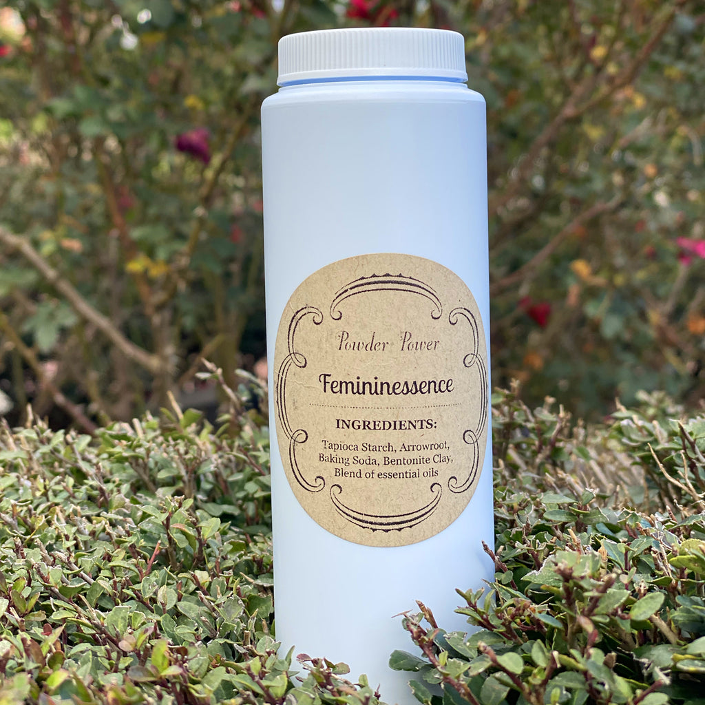 Femininessence All Natural Body Powder