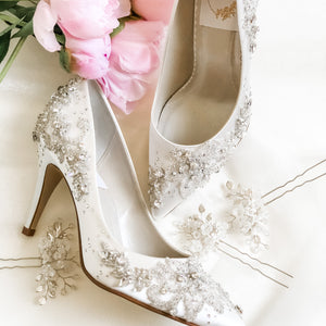Cinders Bridal Shoes