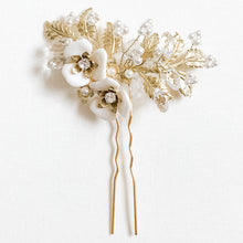 Load image into Gallery viewer, Charlotte Guilded Hair Pins